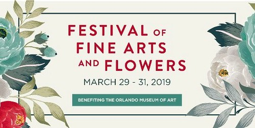Festival of Arts & Flowers to Benefit the Orlando Museum of Art