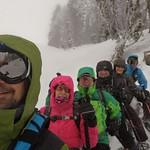 Schneeschuhwanderung Tanzboden 2019