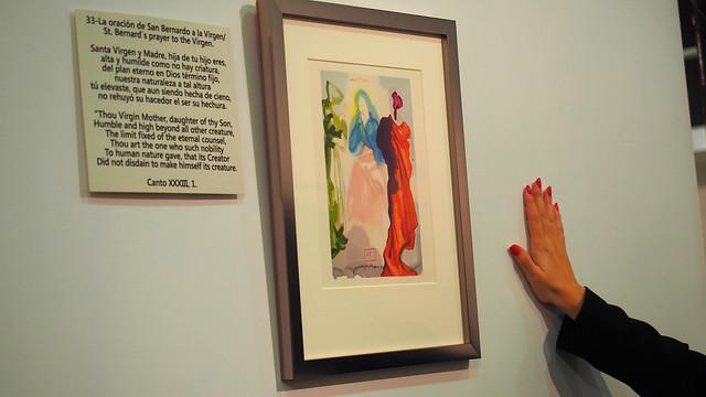 Dalí en la Casa de las Bolas