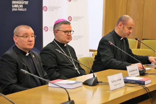 Prezentacja Podręcznika Duszpasterstwa Rodzin w jęz. angielskim, Warszawa, 15.02.2019