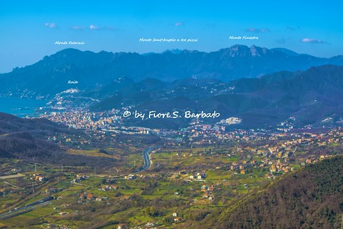 Castiglione del Genovesi (SA), 2019, Il Monte Tubenna.