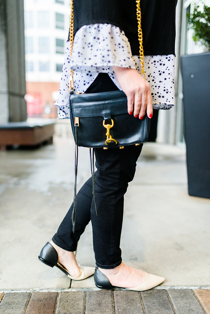 Layered Top for the Office-@headtotoechic-Head to Toe Chic