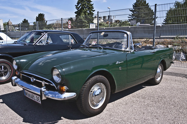 Sunbeam Alpine 1966 (7571)