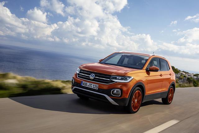 Comprar Volkswagen T-Cross