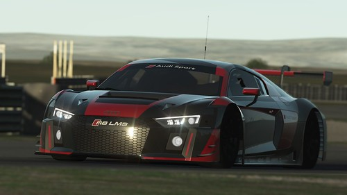 rF2 Audi R8 LMS GT3