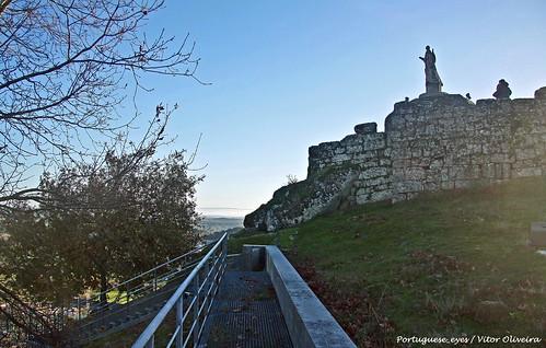 Ruínas do Castelo de Aguiar da Beira - Portugal 🇵🇹