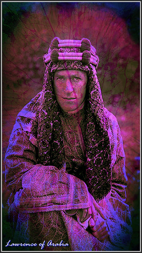 Lawrence Of Arabia TudioJepegii