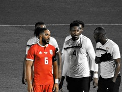Wales v Trinidad & Tobago