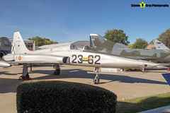 AR9-062-23-62---2062---Spanish-Air-Force---CASA-SRF-5A-Freedom-Fighter---Madrid---181007---Steven-Gray---IMG_1634-watermarked