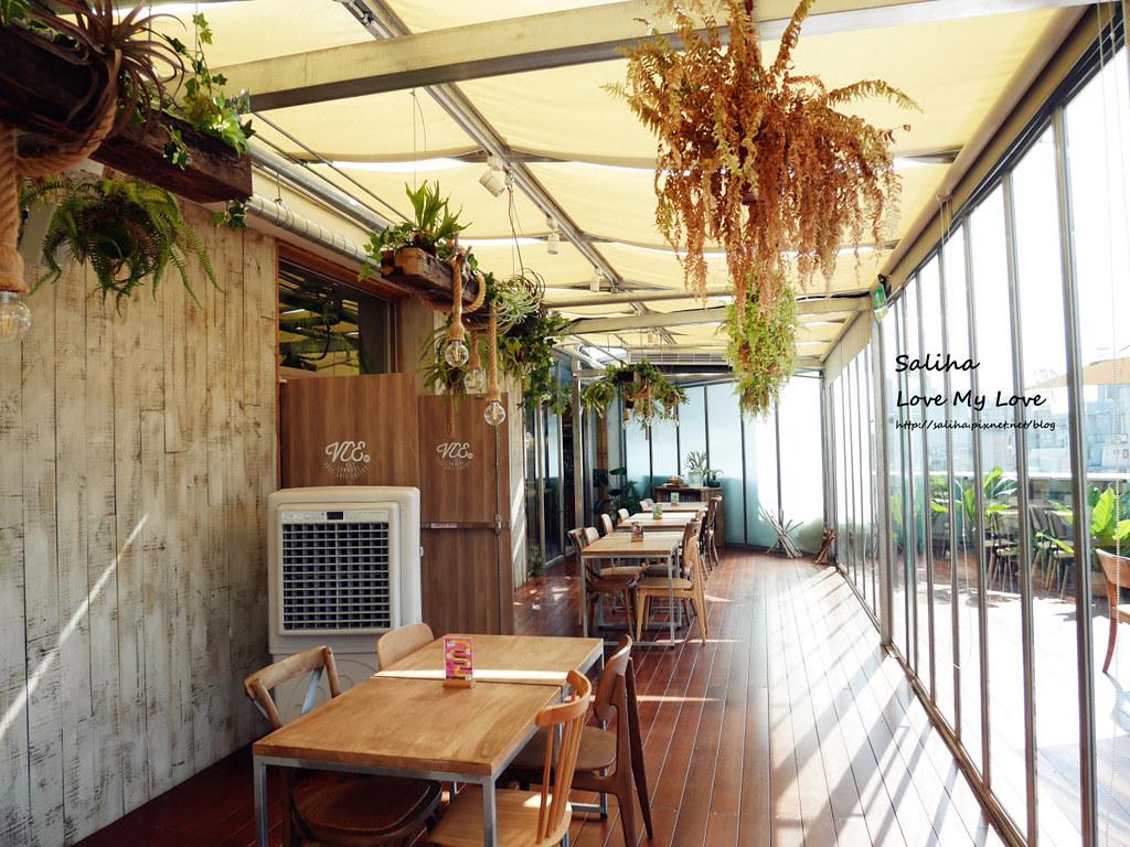 台北中山站不限時下午茶餐廳VCE南加州餐飲生活概念店南西店 (10)