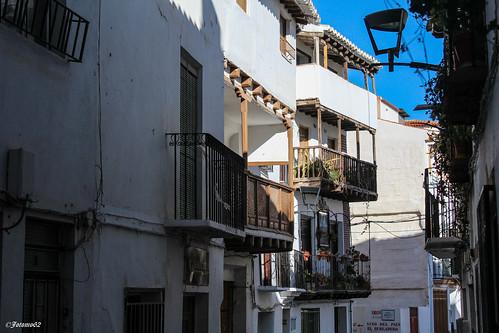 Balcones Mudéjares