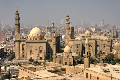 elcairo nikon egipto mezquita mosque city view
