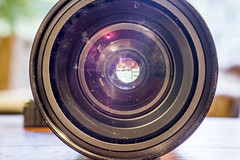 Kiron 28-85mm f/2.8-3.8 macro