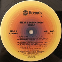 DELLS:NEW BEGINNINGS(LABEL SIDE-A)