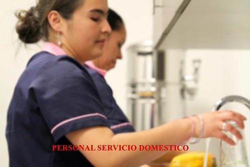 PERSONAL SERVICIO DOMESTICO