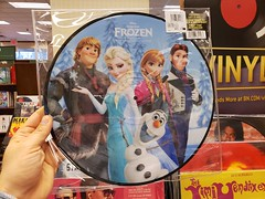 Frozen On Vinyl