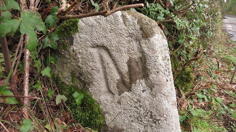 Brinning Cross Boundary Stone