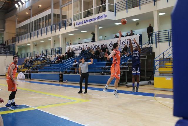 JORNADA 16 | Club Melilla Baloncesto - Chocolates Trapa Palencia