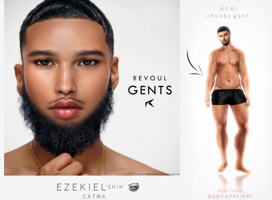 REVOUL - Ezekiel Skin @ equal10 - TeleportHub.com Live!