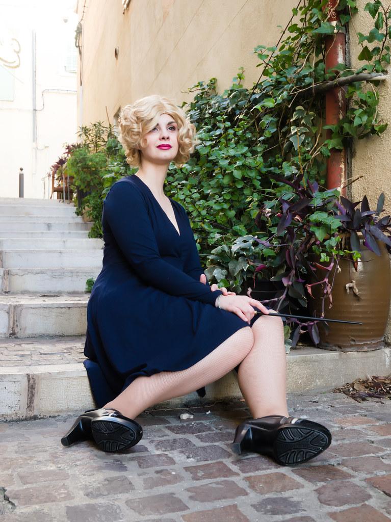 related image - Shooting Les Animaux Fantastiques - Queenie Goldstein - Le Panier - Marseille -2018-12-24- P1444894