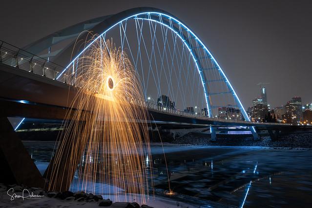 Walterdale Bridge, Nikon D750, AF-S Nikkor 18-35mm f/3.5-4.5G ED