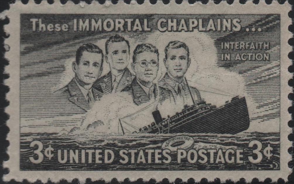 United States - Scott #956 (1948)