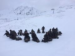 Curso de Aptitud Básica en Unidades de Operaciones Especiales (CABOE) para Tropa del Ejército