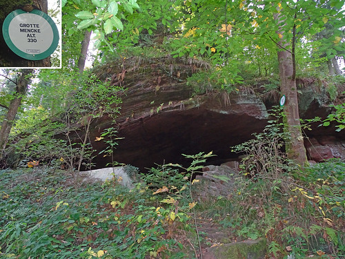La grotte Mencke