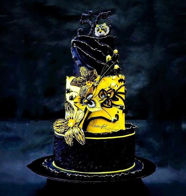 Cake by Helen H Hatzaras