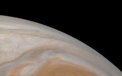 Great Red Spot - Juno Perijove 18