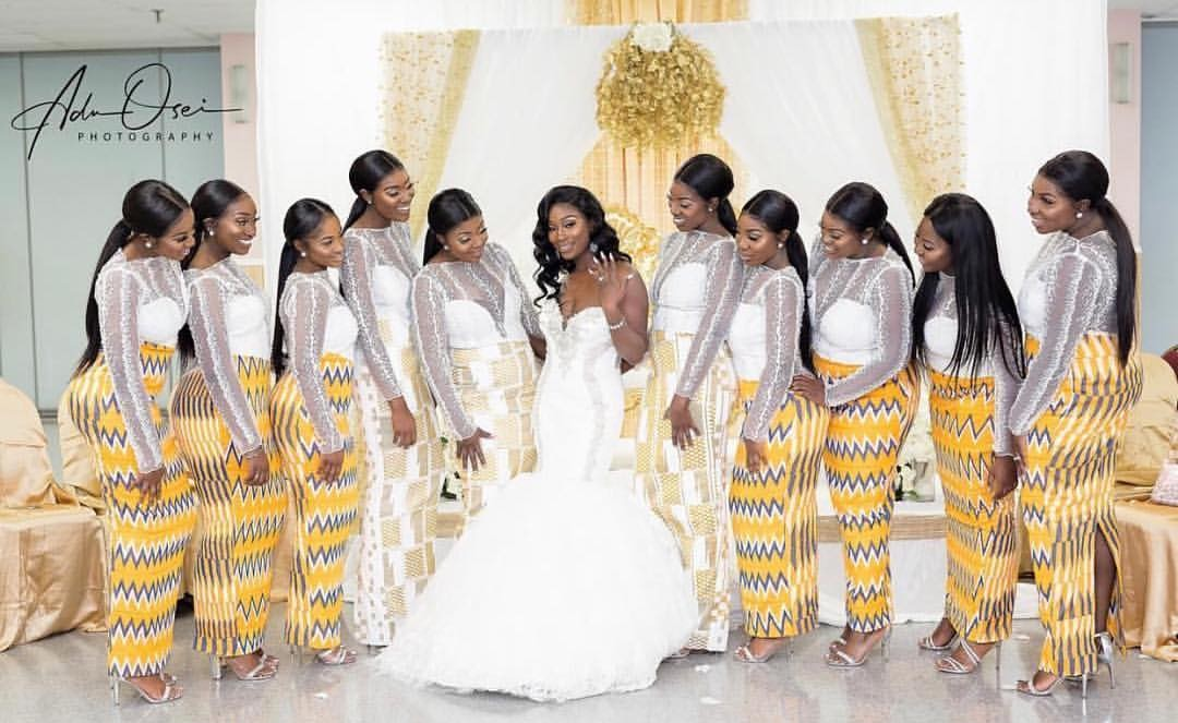 MOST ATTRACTIVE BRIDAL TRAIN STYLES FOR YOUR GIRLS IN YOUR IMPORTANT DAY 2