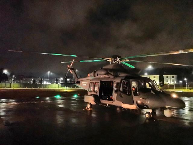 soccorso aereo 84 gruppo CSar