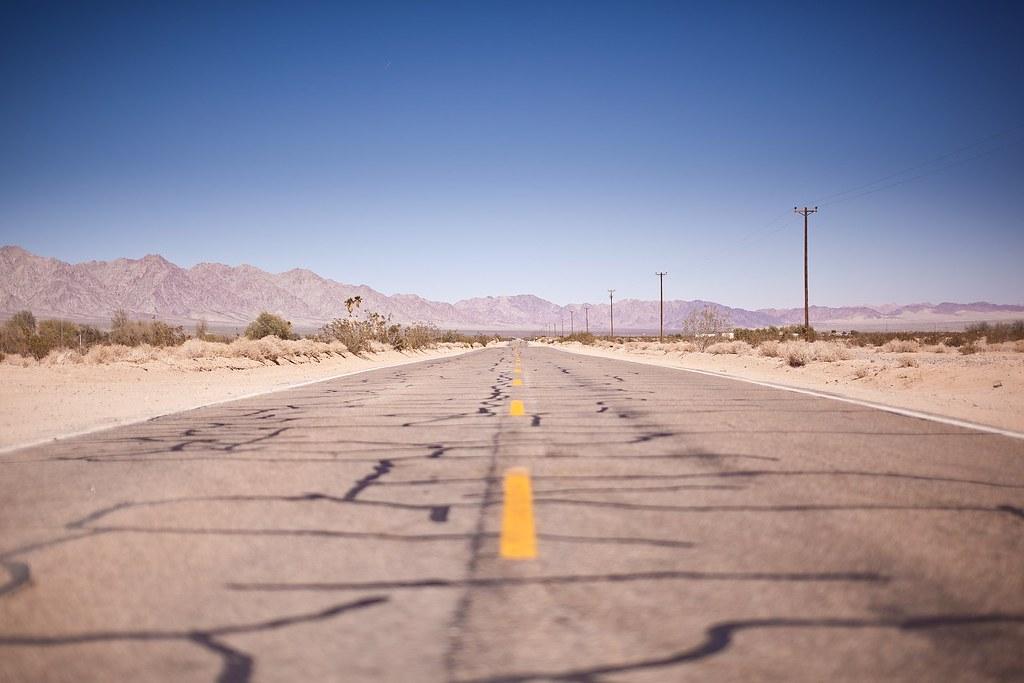Carretera en México