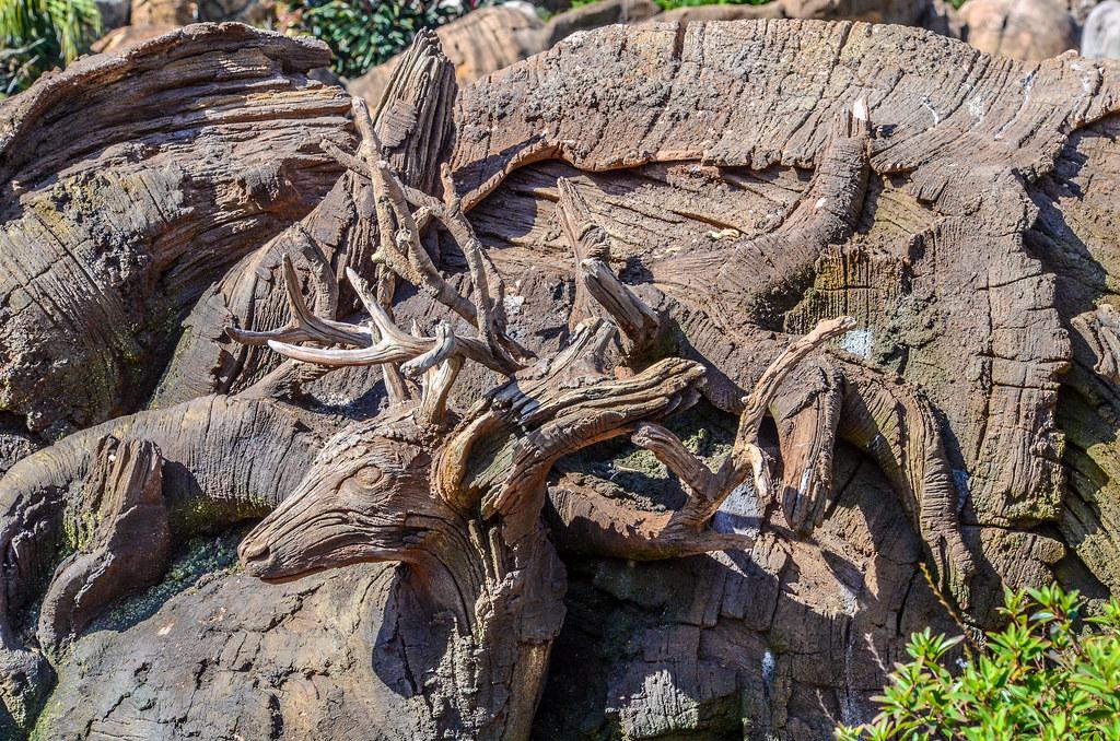 Tree of Life deer AK