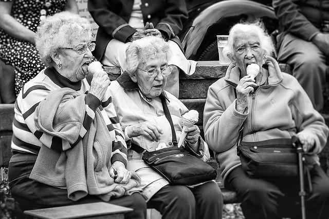 Ice Cream Queens.