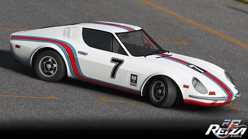 Automobilista rF2 DLC Puma GTE