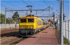 IMG_4177 BB 22 366 + MZ 213 + IES 140 + FD 138 + BB 22 403 à Lardy et Le Pate - Gare de Bourray - - Photo of Torfou