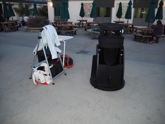S1241748 SBAU Brandon science night TomT 12inch dob telescope