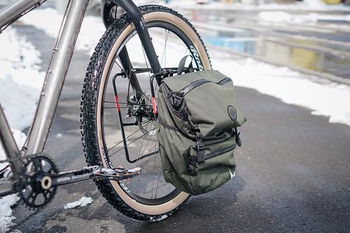 fairweatherbikes pannier bag