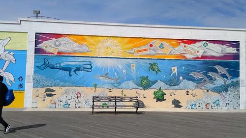 Aquarium Mural III