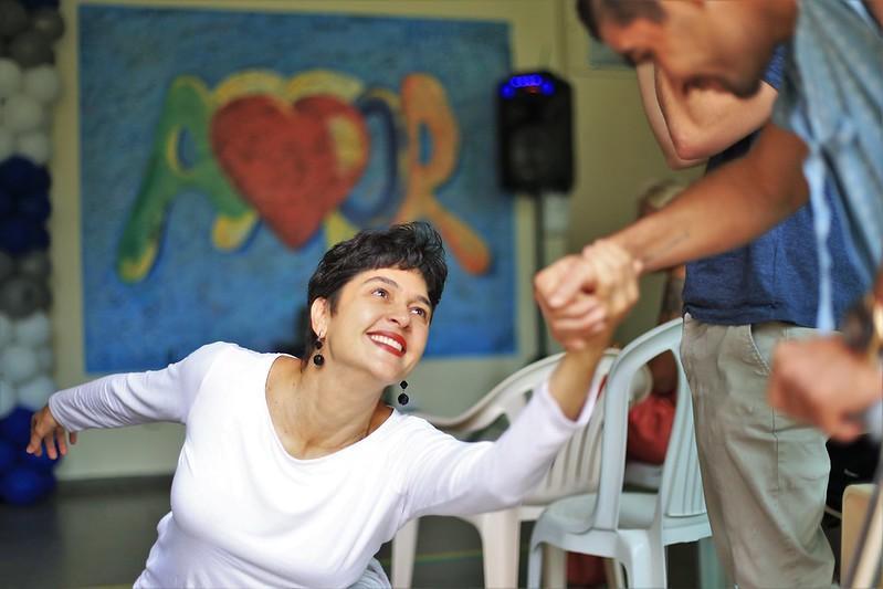 Emoção marca o aniversário de 25 anos do Hospital de Apoio de Brasília