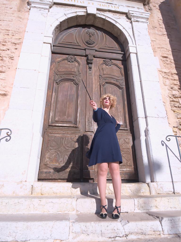 related image - Shooting Les Animaux Fantastiques - Queenie Goldstein - Le Panier - Marseille -2018-12-24- P1444917