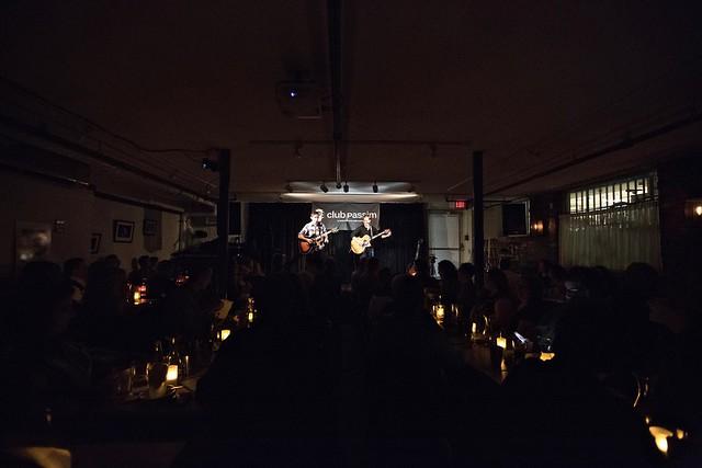 Club Passim (10/14/17)