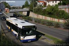 Heuliez Bus GX 317 - Verdié Autocars / Tisséo n°7331