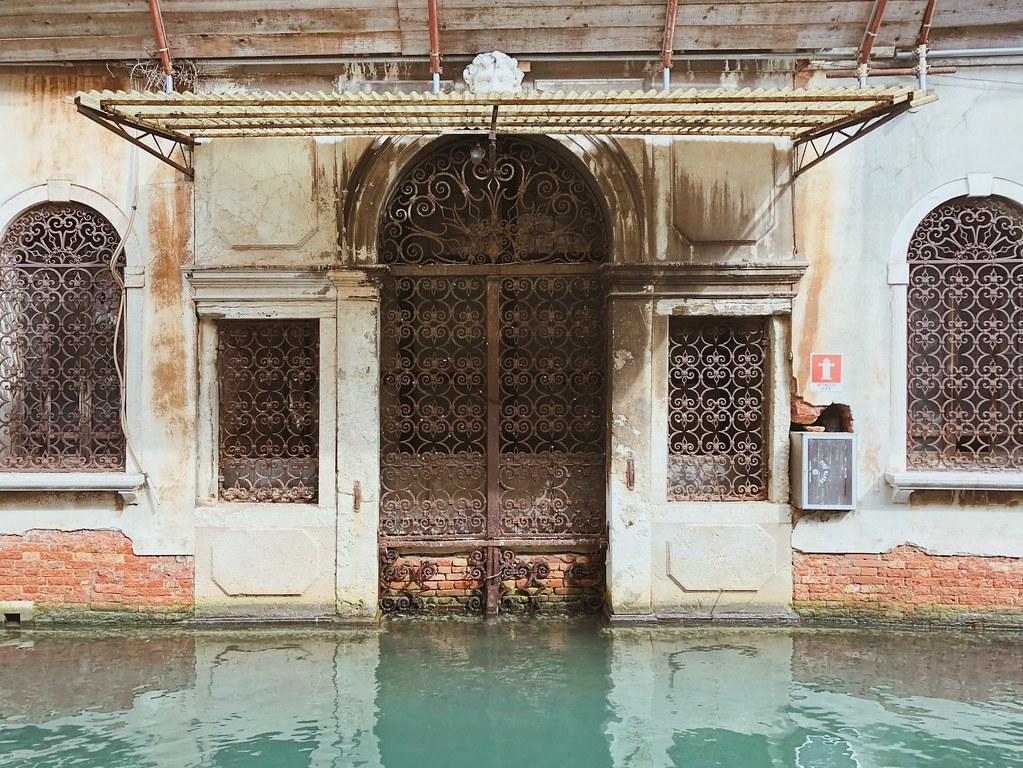 подъезды в Венеции