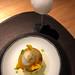 Menu # 17 Iles flottantes - citrus, lemon sorbet