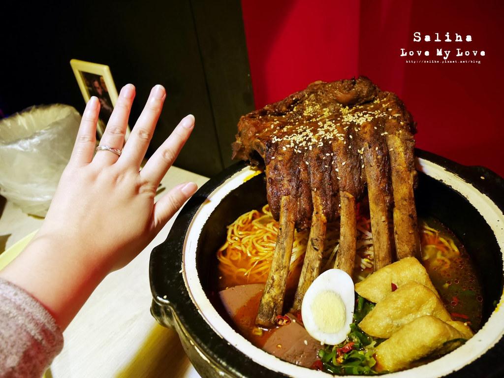台北水貨炭火烤魚小巨蛋店火鍋餐廳好吃ig打卡推薦超厲害海鮮蝦子火鍋 (10)