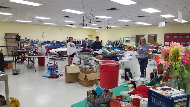 Parish Rummage Sale 2019