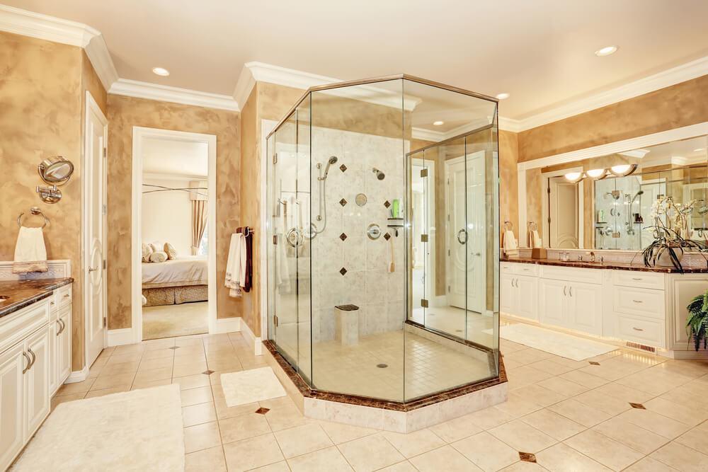 desain kamar mandi shower minimalis