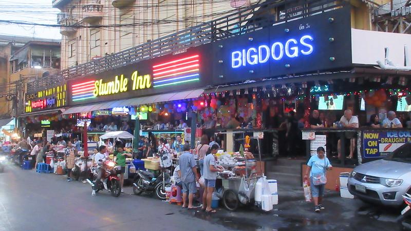 LadyBoys Nana Plaza Bangkok